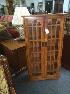 This is a cute wood bookcase.  Stands only about 4 1/2 feet tall. This is a special CraigsList price.  Please print out this ad and bring it in for the special low price.  Without the ad this item will be priced as marked in the store.  <br>  <br>WE THINK YOUR GONNA LIKE OUR STORE.  COME ON IN AND SEE WHY. <br>  <br>TREASURE HUNT  <br>2300 S. Elmhurst Rd.   <br>Mt. Prospect, IL 60056  <br>  <br>PHONE:  <br>  show contact info  <br>  <br>EMAIL:   <br>  show contact info  <br>  <br>WEB…