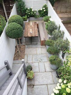 Jardin de style de style Moderne par Garden Club London