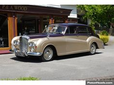 Classic Bentley S3 LWB 1965 by James Young (SCT100 design)