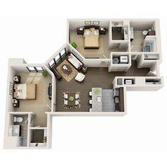 Estuary- 2 bedroom