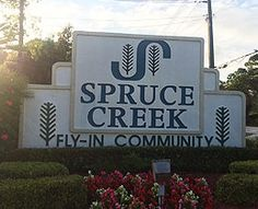 Spruce Creek Fly-In Community, New Smyrna Beach FL