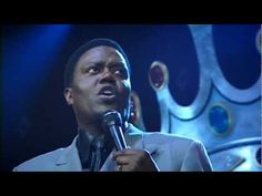 """I love this bit so much, """"get some milk and cookies"""" - Bernie Mac, Kings of Comedy"""