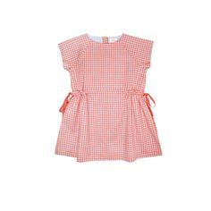 Vichy kids dress