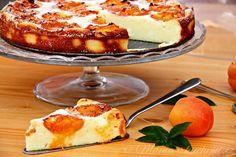 Tvarohovo-krupicový koláč (od 1 roku) | Máma v kuchyni French Toast, Cheesecake, Food And Drink, Low Carb, Menu, Breakfast, Desserts, Yum Yum, Peace