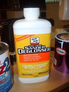 liquid Sandpaper