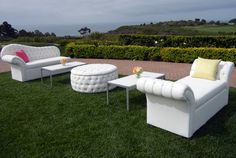 Event furniture rental - lounge rental furniture - rent furniture special events - AFRevents.com
