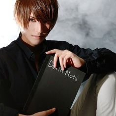 Light Yagami cosplay death note
