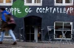 Sankt Peders Stræde, København | Soupanatural
