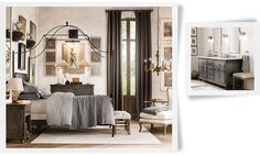 Rooms | Restoration Hardware