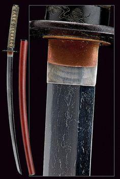 Description: A katana dating: Century provenance: Japan Blade (nagasa), Japanese Blades, Japanese Sword, Samurai Swords Katana, Samurai Warrior, Swords And Daggers, Knives And Swords, Samurai Artwork, Martial Arts Weapons, Cool Swords