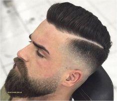 Short Hair Beard Fade - Trendy Short Hair with Beards - Cool Men's Short Haircut and Hairstyles with Beard Styles - Short, Long, Full, Thick Beards Pairing short hair and a beard can be a trendy style. In fact, men's short haircuts with beard Short Hair With Beard, Thin Hair Cuts, Thick Beard, Beard Fade, Short Hairstyles With Beard, Beard Look, Men Beard, Straight Hairstyles, Beard Styles For Men