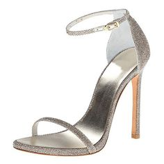 Fashion Women Wholesale Price Stylish Ankle Strap Design Summer Wear High Heel Sandals Shoes