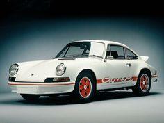 #Porsche 911 Carrera 3.0 RS