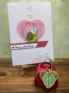 The Snailed It stamp set by Stampin' Up! Was perfect for this weeks valentines card class and we made a cute strawberry inspired cury keepsake box with a Ferrero Rocher inside. Art Craft Store, Craft Stores, Cute Valentines Card, Lee And Me, Cute Strawberry, Ferrero Rocher, Arts And Entertainment, Keepsake Boxes, Stampin Up