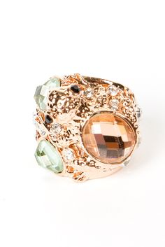 Hop Cocktail Ring from A-Thread - $48.00