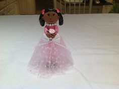 Princess in pink.
