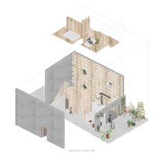 Can Ricart. Habitatge i Ciutat > Clara González y Simona Lupea (estudiants ETSAB) @housingandcity