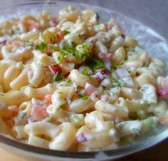 Marie's Creamy Macaroni Salad
