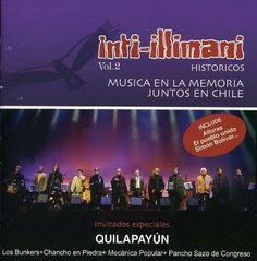 Historicos, Vol. 2: Musica en La Memoria Juntos en Chile [CD]