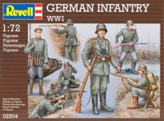 World War I German Infantry