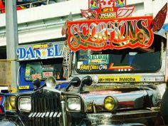 Jeepney Art