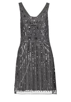 Pedir  Molly Bracken Vestido de cóctel - dark grey por 59,95 € (29/12/17) en Zalando.es, con gastos de envío gratuitos.