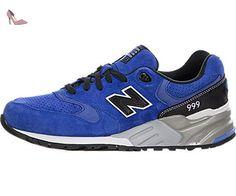 NBMFL574BY, Chaussures de Sport Homme, Bleu (Blue), 41.5 EUNew Balance