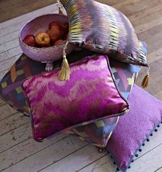 Prestigious Textiles have been designing beautiful interior fabrics and wallpapers for over 30 years. Choose from the UK's widest range of upholstery, cushion and curtain fabrics. Prestigious Textiles, Bedroom Loft, Embroidered Silk, Bohemian Style, Printed Cotton, Baby Car Seats, Children, Kids, Decorative Pillows