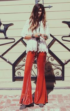 Venice Bells Pants from @Planet Blue  #PLANETBLUEFALL