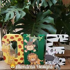 🦁Jungle Safari ONE letters 🦓 shipped out to Georgia! Giraffe Birthday Parties, Safari Theme Birthday, Boys First Birthday Party Ideas, Wild One Birthday Party, Safari Birthday Party, Giraffe Party, 1st Boy Birthday, Jungle Theme Parties, Jungle Party