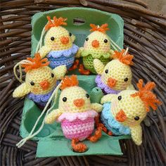 I hope you enjoy what you find here. I will be adding more free patterns as time goes by, so be sure to check back regularly or sign up to follow this blog. If you've made something from any of my ...