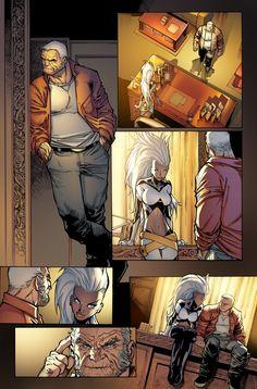 Extraordinary X-Men - Marvel Comics Mcu Marvel, Marvel Comic Universe, Marvel Comics Art, Comics Universe, Marvel Heroes, X Men Funny, Old Man Logan, Comic Art Community, Couples Comics