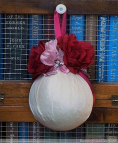 DIY spa crafts for scented pomanders