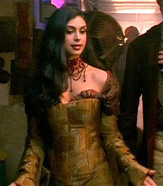 Someday I will have a section of my closet that is nothing but Morena Baccarin's full wardrobe from Firefly and Serenity. Someday...