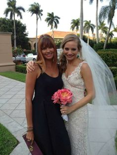 Elliott Lucca Cordoba Clutch Spotted at a wedding in Naples, FL