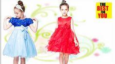 Dresses for kids girls fashion Party Dress in amazon shopping online dre... Indian Dresses For Kids, Dresses Kids Girl, Toddler Girl Outfits, Designer Baby Clothes, Designer Dresses, Anarkali, Lehenga, Dress Designs For Girls, Cheap Baby Clothes