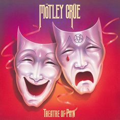 "Motley Crue, Theatre of Pain: This one is definitely my least favorite of the Crue's early albums... yet it might have my two favorite Crue songs on them. I lived ""Smokin' in the Boys Room"" through much of my high school years, and I've sung ""Home Sweet Home"" at the top of my lungs for decades now. After those two, there's not much that is truly memorable on this, but the album is still a must for any fan of this era in music. 1/30/17"