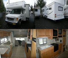 This awesome 2008 #Winnebago Chalet 31C #Class_C_Motorhomes has many facilities like Aluminum Frame Construction, Drivers Door, Fire Extinguisher, L.P. Gas Leak Detector, Smoke Detector Alarm, Aluminum Wheels, Ducted Air Conditioning, Cruise Control, Power Drivers Window, Range Hood with Light and Fan, Refrigerator-Freezer and many. You can get most affordable deals on this Cheap Used 2008 Winnebago Chalet 31c Class C Motorhome by Roberson RV for $49995 in Salem, OR, USA at RvStock.Net