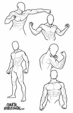 Exceptional Drawing The Human Figure Ideas. Staggering Drawing The Human Figure Ideas. Anatomy Sketches, Body Sketches, Anatomy Drawing, Anatomy Art, Drawing Sketches, How To Draw Anatomy, Drawing Ideas, Drawing Tips, Art Drawings