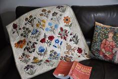 William Morris in Quilting: AQC 2015 - Part 2