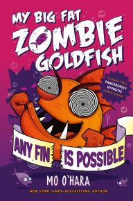 When Tom rescued Frankie the goldfish from his older brother's evil science experiment by zapping him back to life with a battery, he never expected his pet to become a BIG FAT ZOMBIE GOLDFISH with incredible hypnotic powers…but it's helpful when they are thwarting his big brother's evil plans.