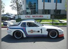 Porsche 944 Turbo Race Car