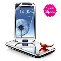 3 screen protectors for samsung mirror iii @ my-store.ch