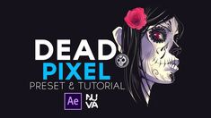 Dead Pixel After Effects Tutorial - YouTube Adobe Software, After Effect Tutorial, Game Dev, After Effects Templates, Visual Effects, Tương Lai, Design Tutorials, Motion Design, Videography