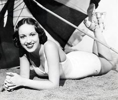"The career of British actress Pat Kirkwood started to take off at the start of WWII. Just as the war started, Kirkwood, aged 18, played in Black Velvet at the London Hippodrome where she became famous for her rendition of Cole Porter's song ""My Heart Belongs to Daddy"". This led to her being dubbed ""Britain's first wartime star""."
