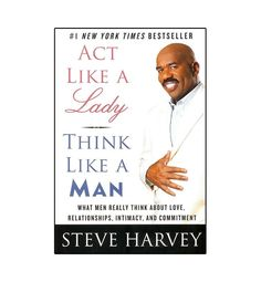 Self-Help Books That Actually Help - Act Like a Lady, Think Like a Man | Gallery | Glo