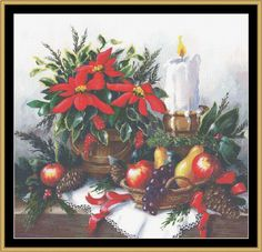 Christmas Collection I [BF-50] - $16.00 : Mystic Stitch Inc, The fine art of counted cross stitch patterns