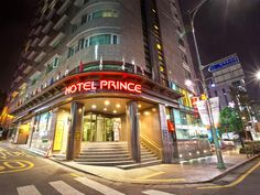 Seoul Prince Hotel South Korea, Asia Prince Hotel is a popular choice amongst travelers in Seoul, whether exploring or just passing through. The property features a wide range of facilities to make your stay a pleasant experience. Free Wi-Fi in all rooms, 24-hour front desk, facilities for disabled guests, luggage storage, Wi-Fi in public areas are on the list of things guests can enjoy. Guestrooms are fitted with all the amenities you need for a good night's sleep. In some of...