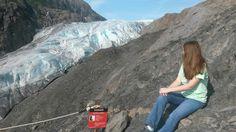 7•18•16 《Me and Exit Glacier》