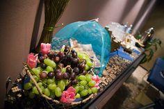 Buffet in Blu Spa di frutta e tisane: momenti preziosi di #tranquillità!